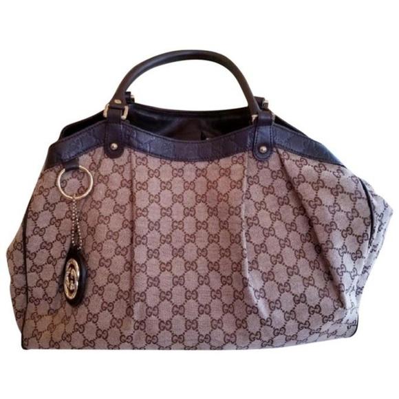 a7aec14fa3b0 Gucci Bags   Auth Sukey Large   Poshmark